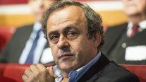 Michel Platini: Pienso que el VAR es una gran mierda