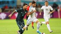 Argentina y Uruguay disputan un clásico sudamericano en Israel
