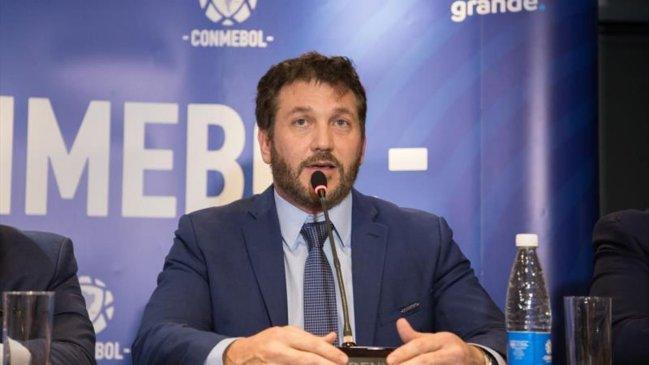 Ministra Pérez respondió con todo al presidente de la Conmebol por críticas