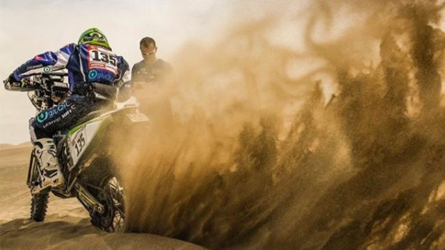 La polémica guía para los pilotos del Dakar