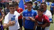 Francisco Silva: Quiero recuperarme bien y ganar títulos con la UC