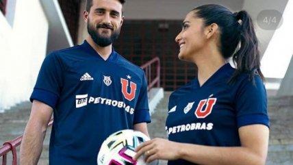 Se filtró la nueva camiseta de Universidad de Chile para la temporada 2020