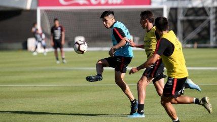 La Roja sub 23 inició un nuevo microciclo con miras el Preolímpico de Colombia
