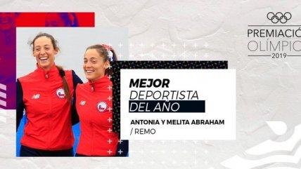 Todos los premiados en la gala del Comité Olímpico de Chile