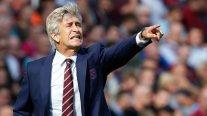 Pellegrini asumió su mal momento en West Ham: Tal vez el lunes ya no esté en mi trabajo