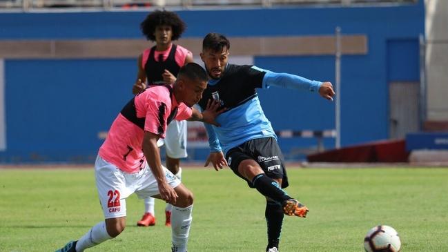 Deportes Iquique derrotó a Antofagasta en su segundo partido de preparación