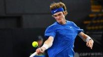 Andrey Rublev ganó su cuarto título ATP tras aplastar a Lloyd Harris en la final de Adelaida