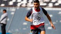 Colo Colo reveló el número de camiseta que usará Nicolás Blandi