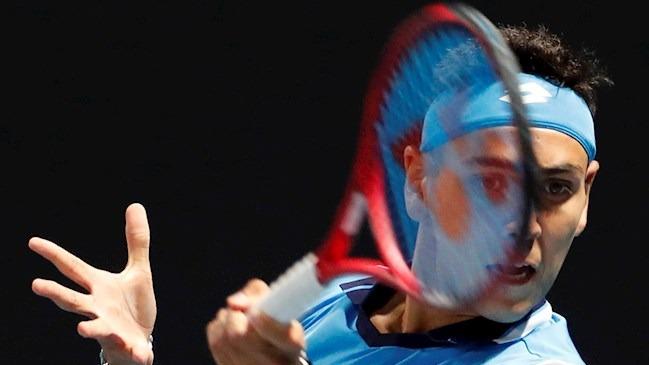 Alejandro Tabilo batió a Daniel Galán en su debut en un Grand Slam y avanzó en Australia