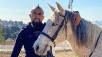 Arturo Vidal: Hasta que no has amado un animal una parte de tu alma permanece dormida