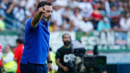Hernán Caputto: El encargado de patear los penales ante Colo Colo era Gonzalo Espinoza