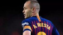 Verón reveló detalles de su llamado a Iniesta para invitarlo a Estudiantes de La Plata