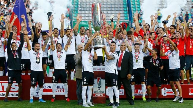Colo Colo comenzó el año con el pie derecho tras vencer a la U y alzar la Copa Chile