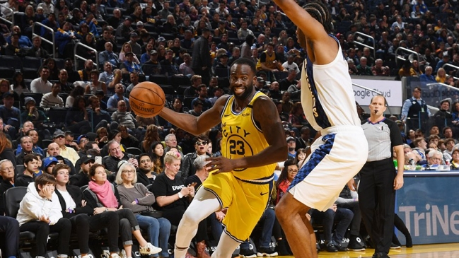 Golden State Warriors cayó ante Indiana Pacers y logró la peor marca de la NBA