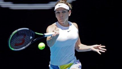 Simona Halep se instaló con categoría en cuartos de final del Abierto de Australia