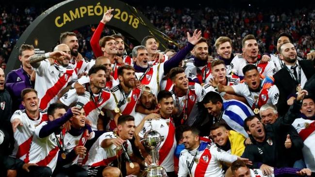 El TAS sancionó a River por la final de la Copa Libertadores