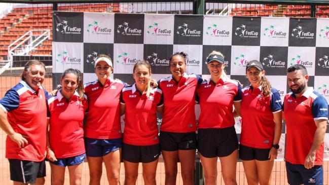 Con el sueño del Grupo Mundial: La Fed Cup Chile 2020 arranca este miércoles