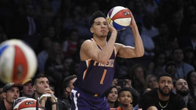 La NBA agrega dos tiros a la competencia de triples