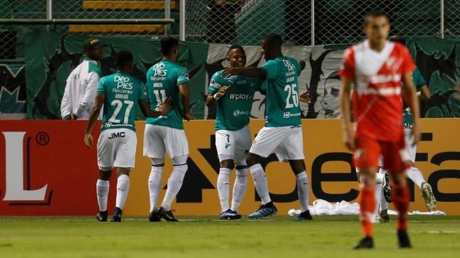Atlético Grau perdió 2-1 ante River Plate de Uruguay — Copa Sudamericana