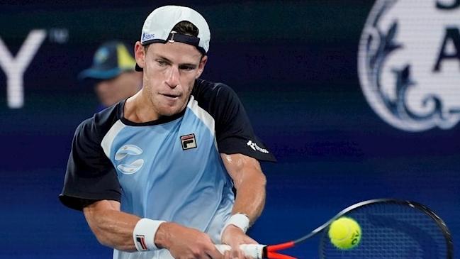 Buenos Aires: Schwartzman, desgarrado, no juega semifinales