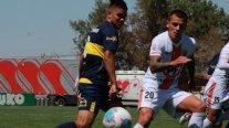 Cobresal y Everton repartieron puntos en un disputado partido en El Salvador