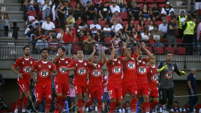 U. La Calera contuvo a Fluminense y se instaló en la segunda ronda de Copa Sudamericana
