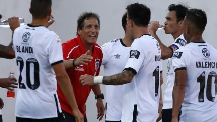 El editorial de Toño Prieto: Colo Colo ha mostrado déficits en todas sus líneas