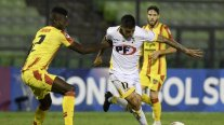 Coquimbo Unido batalló y avanzó en la Sudamericana pese a derrota ante Aragua