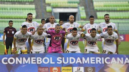 Coquimbo Unido hizo historia al clasificar a la segunda fase de la Copa Sudamericana