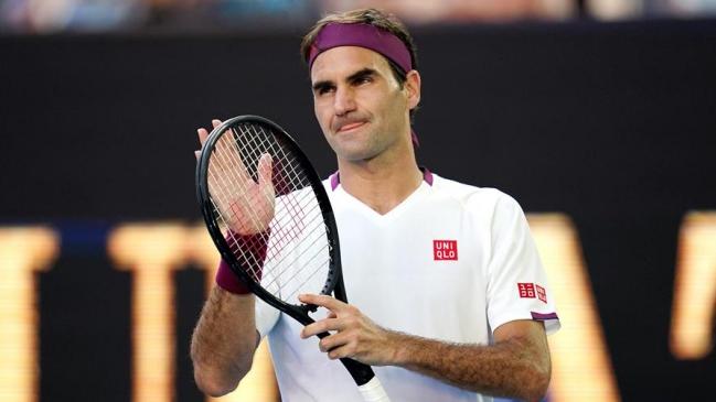 Roger Federer no visitará Bogotá por una operación de rodilla
