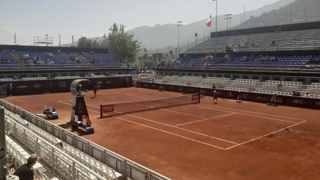 [Minuto a Minuto] La jornada de jueves en el ATP de Santiago