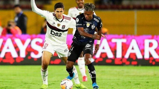 Flamengo gana la Recopa, su tercer título este mes