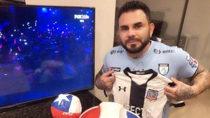 """""""Torito"""" Bogado manifestó su nostalgia por Chile viendo a Ana Gabriel en el Festival de Viña"""