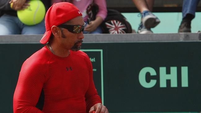 La respuesta a Ríos del presidente de la federación de tenis
