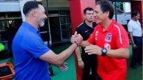 Hernán Caputto: Quiero muchísimo a Mario Salas y siento mucho su salida de Colo Colo