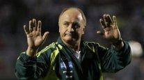 Vocero de Scolari: Está interesado en dirigir a Colo Colo y su objetivo es la Libertadores