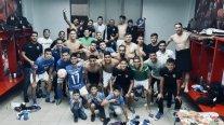 Audax Italiano festejó su clasificación en Copa Sudamericana con una frase de Di Stéfano