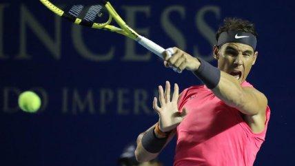 La victoria de Rafael Nadal sobre el coreano Soon Woo Kwon en el ATP de Acapulco