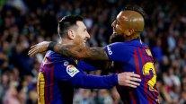 Empleados de FC Barcelona agradecieron a los futbolistas por acceder a bajarse el sueldo