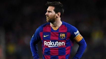 """El """"Che de Barcelona"""": La increíble portada que dedicó medio francés a Messi por bajar su sueldo"""