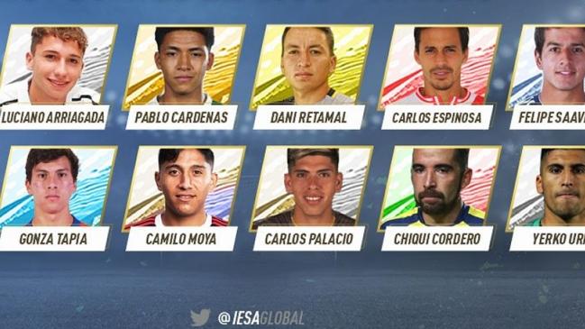 Futbolistas chilenos inician este sábado torneo de FIFA 20 representando a sus clubes