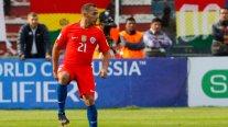 Marcelo Díaz: Extraño la selección, soy chileno y me gustaría estar