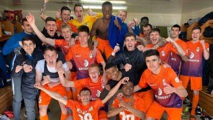 Energetik-BGU superó a FC Minsk y se consolidó como líder en la liga de Bielorrusia