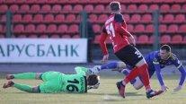 BATE Borisov sufrió dura derrota ante Slavia Mozyr en semifinales de la Copa de Bielorrusia