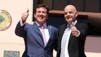 Conmebol solicitó a la FIFA activar fondo para fútbol sudamericano ante el coronavirus