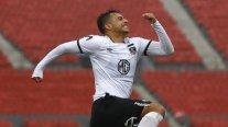 Iván Morales: Quiero ser el goleador de Colo Colo y voy a luchar para cumplirlo