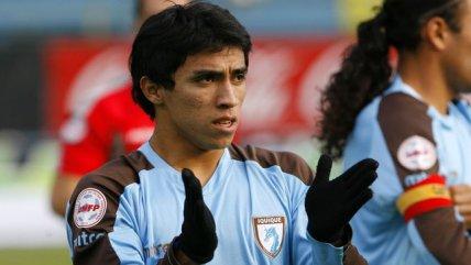 El camino en el fútbol del cumpleañero Edson Puch