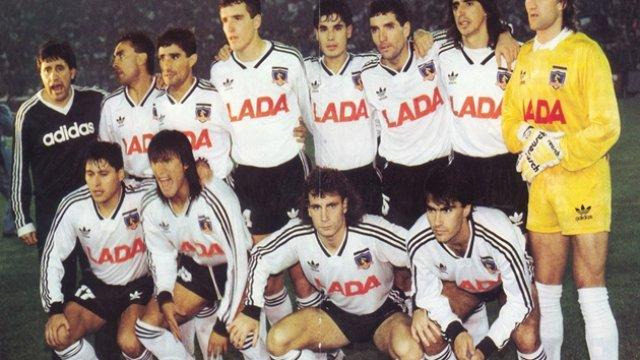 Fotos] El histórico plantel que tocó el cielo con Colo Colo en 1991 -  AlAireLibre.cl