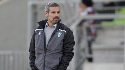 """Miguel Ramírez y """"Clasificatorias Locales"""": Los jugadores acá no tienen el roce de los de afuera"""