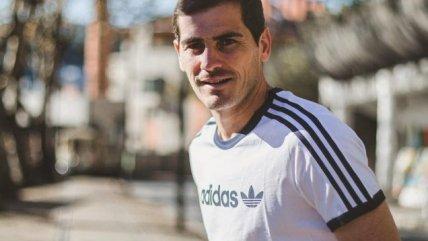 Otro nivel: La excéntrica parrilla de Iker Casillas